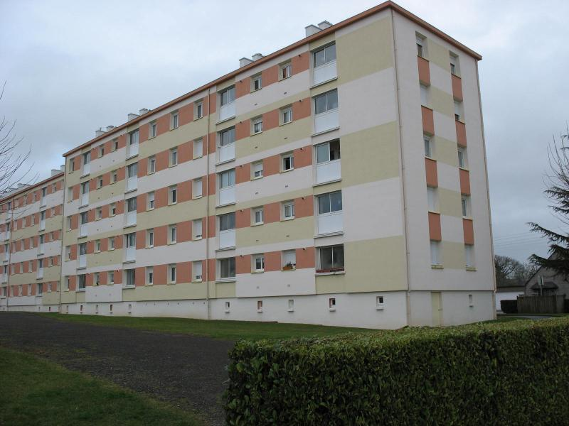 Pontivy - Résidence RESIDENCE CHATEAU GAILLARD - T 3 - 309,22€/mois (16-2-12)