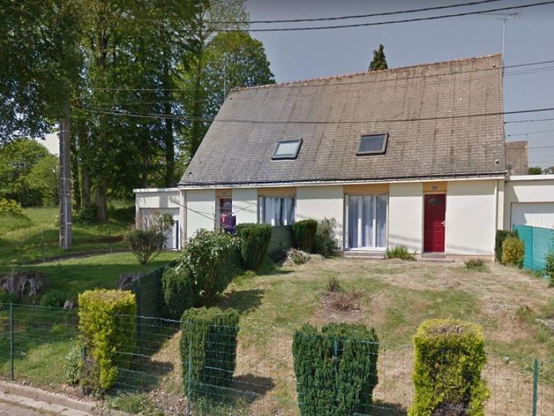 Pontivy - Résidence RESIDENCE DU GUERNAL - T 5 - 440,63€/mois (127-90-10)