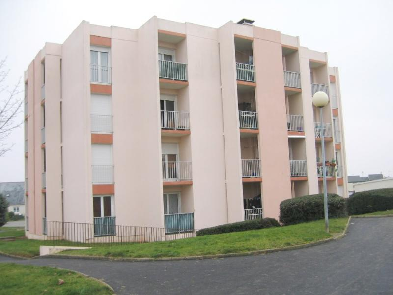 Lanester - Résidence RESIDENCE LE TOULHOUET - T 2 - 348,27€/mois (137-2-16)