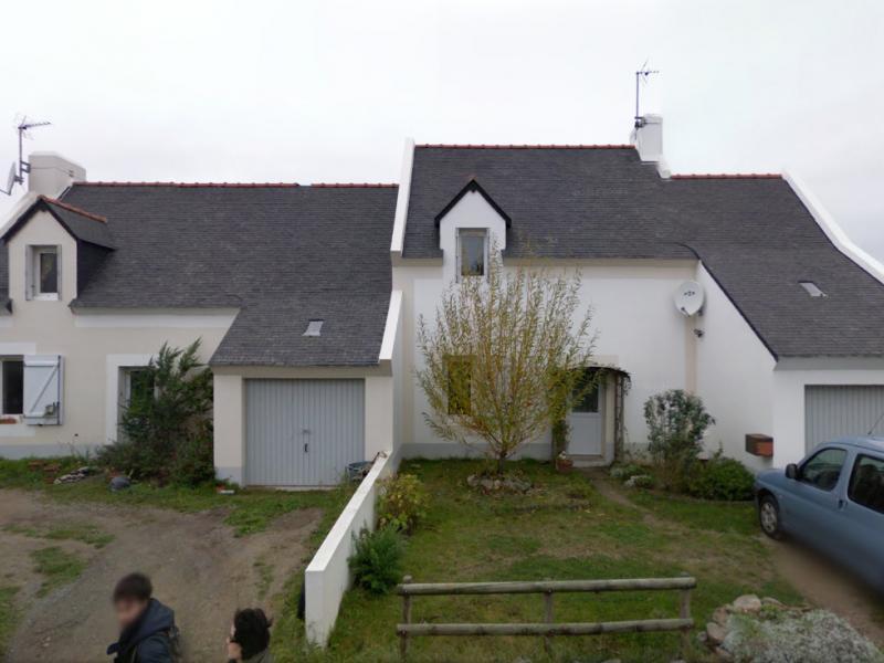 Bangor - Résidence KERVILAHOUEN - T 4 - 536,5€/mois (186-90-2)