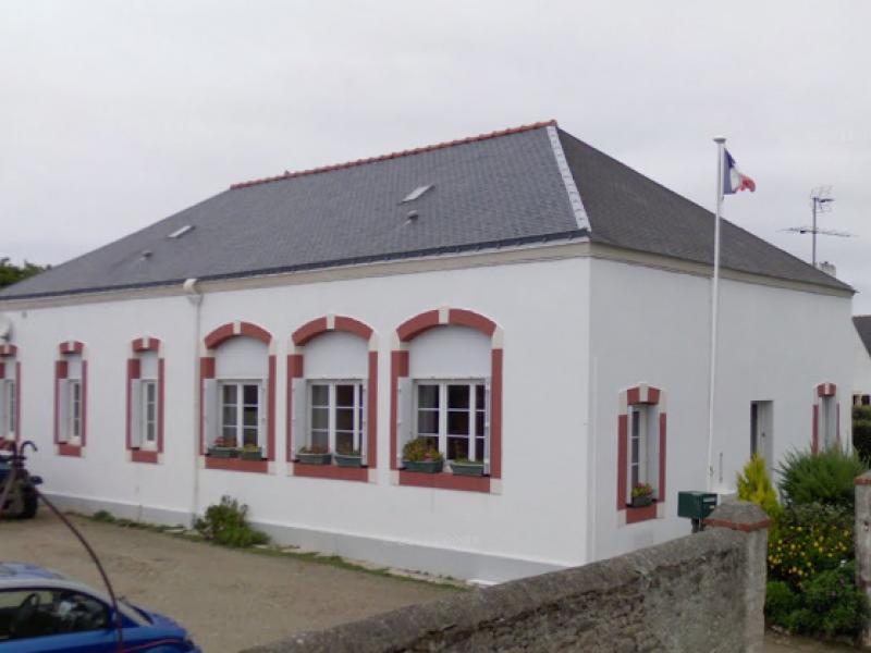 Bangor - Résidence KERVILAHOUEN - T 3 - 437,76€/mois (187-1-1)