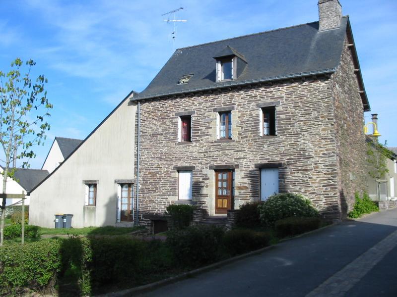 Beignon - Résidence RUE DE SAINT CYR COETQUIDAN - T 2 - 306,78€/mois (388-1-1)