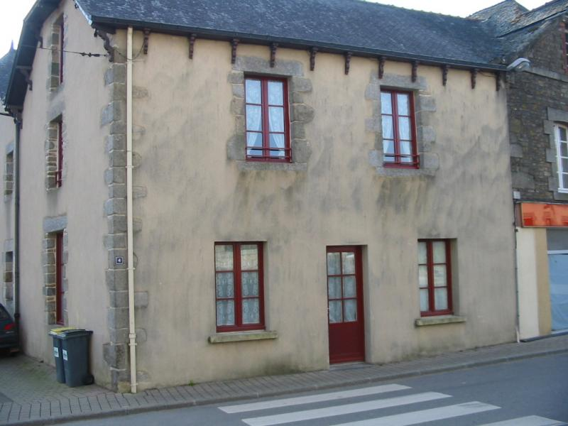 Ménéac - Résidence RUE ELIE ANGE PERRET - T 2 - 334,51€/mois (418-1-1)