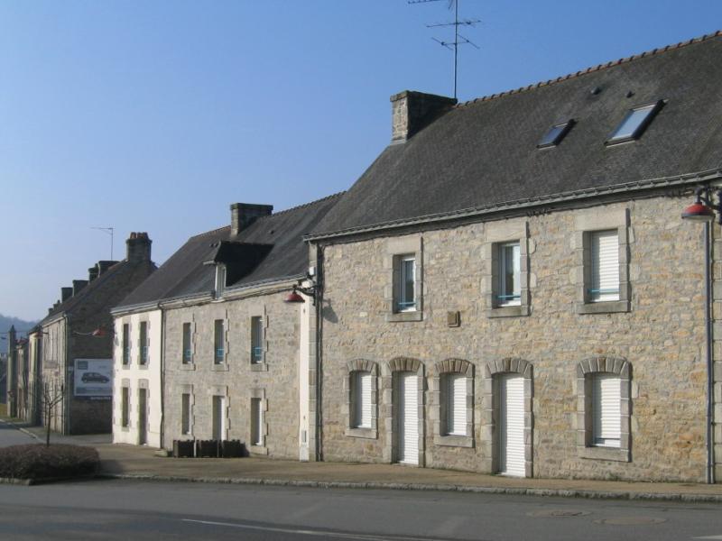 Lignol - Résidence PLACE CORENTIN LE FLOCH - T 4 - 469,4€/mois (548-1-4)