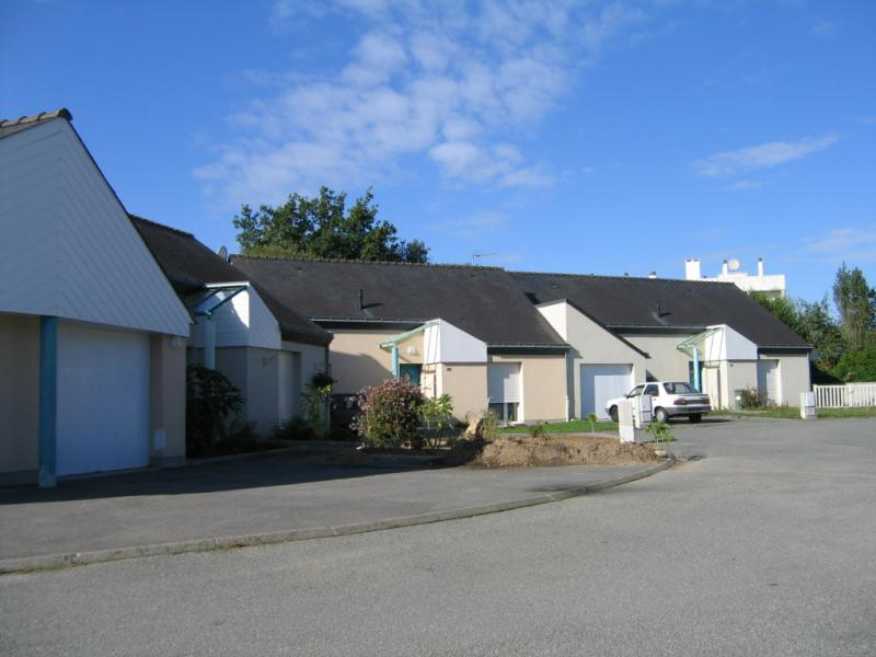 Sainte-Anne-d'Auray - Résidence RUE MATHURIN GUILLOUZO - T 2 - 424,03€/mois (554-90-7)