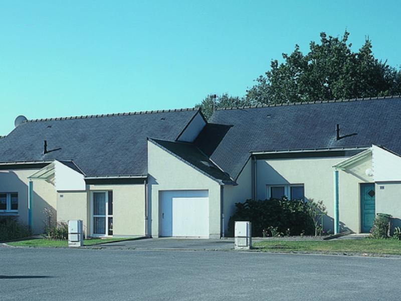 Sainte-Anne-d'Auray - Résidence RUE MATHURIN GUILLOUZO - T 4 - 589,43€/mois (554-90-10)