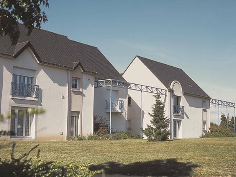 Pluneret - Résidence PLACE FRANCOIS MITTERAND - T 2 - 395,35€/mois (587-1-10)