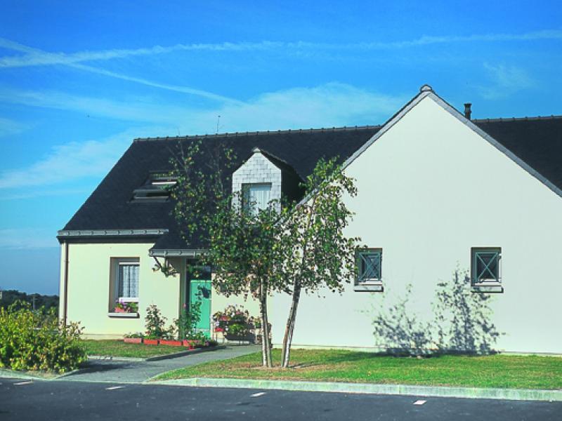 Auray - Résidence RESIDENCE LE BRIX - T 3 - 442,9€/mois (612-1-4)