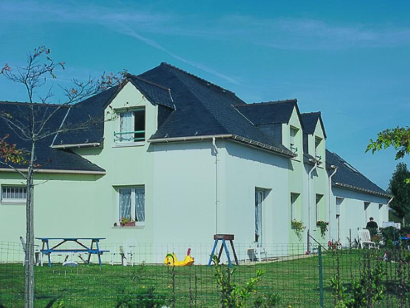 Erdeven - Résidence RESIDENCE LE NALBE - T 2 - 314,15€/mois (622-1-4)