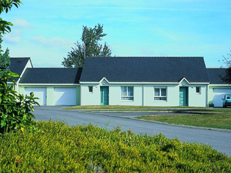 Languidic - Résidence RESIDENCE LE MAREGO - T 2 - 374,22€/mois (635-90-2)