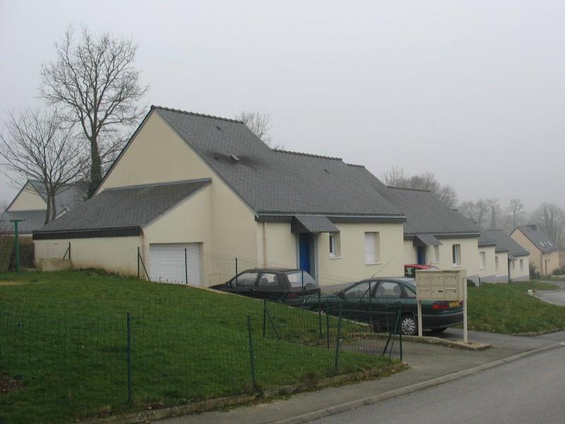 Saint-Thuriau - Résidence RUE PARK MARION - T 4 - 436,25€/mois (657-90-5)