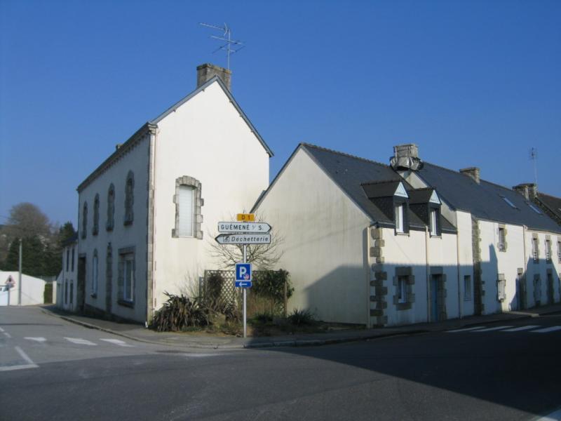 Plouray - Résidence RUE DE ROSTRENEN - T 3 - 363€/mois (690-90-1)