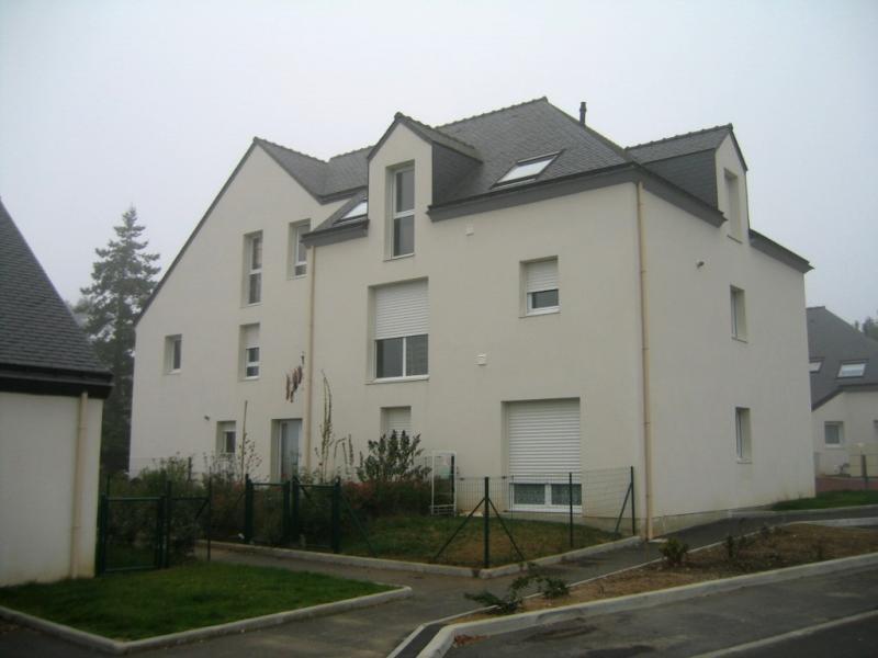 Auray - Résidence RUE LE BRIX - T 2 - 346,5€/mois (724-1-8)