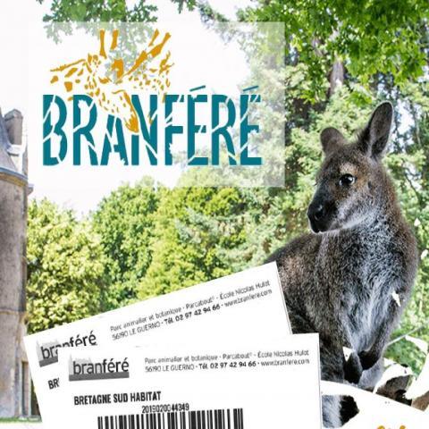 BSH invite ses locataires au zoo de Branféré !