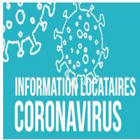 CORONAVIRUS - Infos Locataires 19.03.20